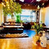 [貸切パーティご予約限定] 設備貸出し無料サービス!席やテーブルのレイアウト自由。装飾もOK。