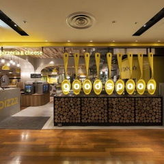 good spoon pizzeria&cheese 横浜モアーズ店
