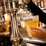 ベルギーで人気の「ヒューガルデン生ビール」