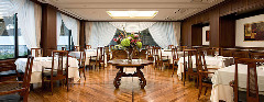 レストラン ル・ボワ 登大路ホテル奈良