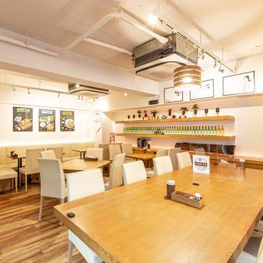 韓国料理 サムギョプサル サムシセキ  店内の画像