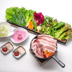 豚肉「サムパセット」