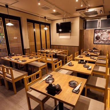 九州 熱中屋 浦和 LIVE 店内の画像
