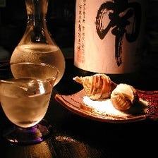 ◆夜は居酒屋としても◆