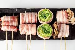 野菜巻き串 ひばち HIBACHI