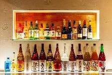 厳選した日本酒やお飲み物をご用意