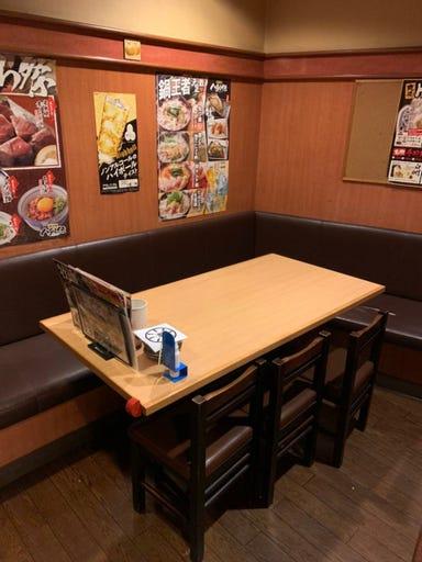 八剣伝 徳重店  店内の画像