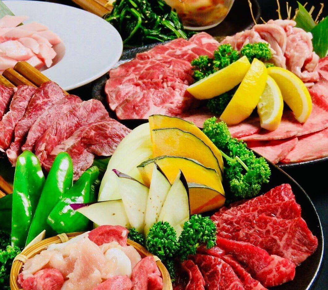 個室燒肉 水芭蕉 劄幌すすきの本店