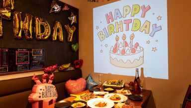 鉄板料理と果実酒 くれいじーグリル 福岡天神店  店内の画像