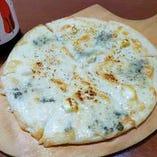4種チーズのクアトロフォルマッジョ