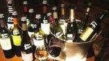 【¥600~】常時10種類以上のグラスワイン