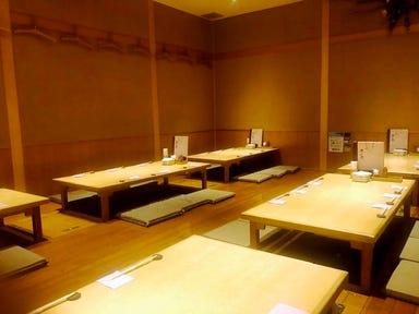 千の庭 立川店 店内の画像
