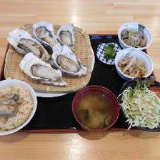 焼肉と海鮮ランチ