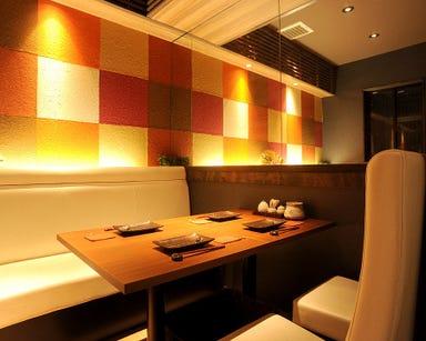 日本酒と炭火焼 藤丸  店内の画像