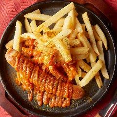 カリーヴルスト/Currywurst