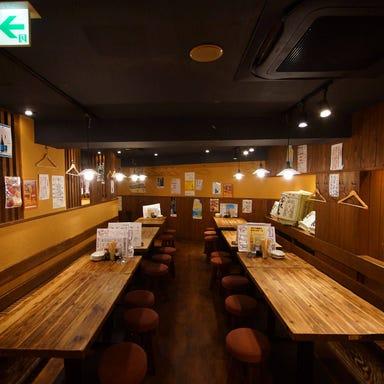肉系居酒屋 肉十八番屋 五反田店 店内の画像