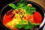 究極の美健食!コラーゲンとリコピンの「TOMATOサンゲタン」
