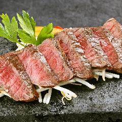 <日本一黒牛>黒牛炙り〈120g〉