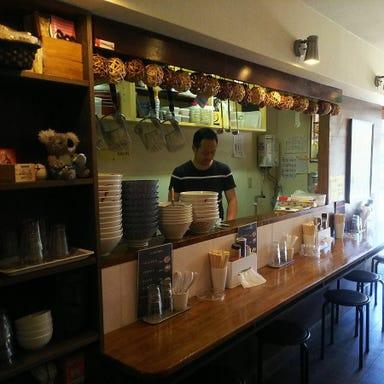 麺屋 169  店内の画像