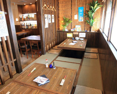 沖縄料理と島酒 星屑亭  店内の画像