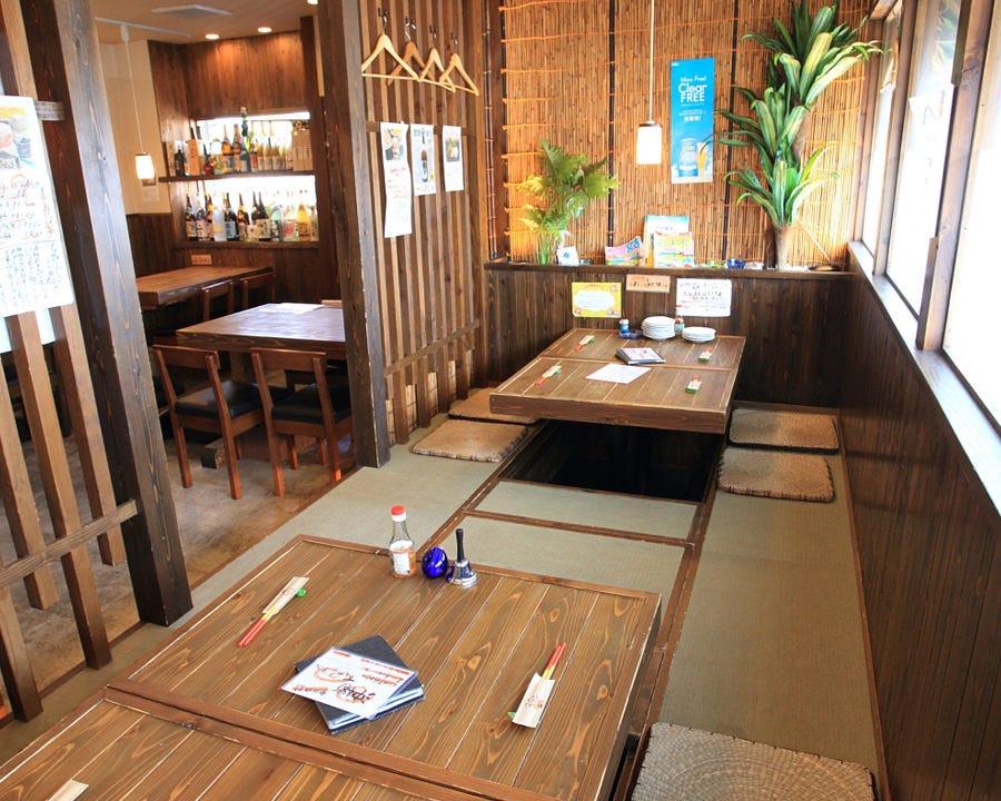 大和八木で沖縄宴会はいかがですか?