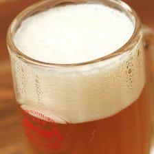 オリオンの生ビールが飲めるのはココ