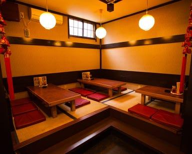 中華料理 安宴  店内の画像