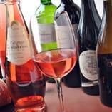 スペイン各地のさまざまなワインをご用意しております