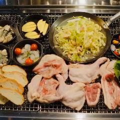 炭と鶏とアヒージョBABEQO ばべこ