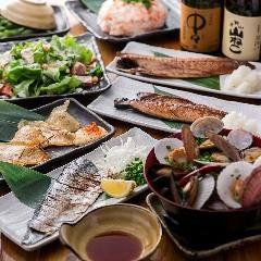炭火焼きと日本酒 たまプラーザのひもの屋