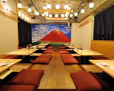 大衆居酒屋 アメリカ 東岡崎店 店内の画像