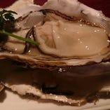 人気の牡蠣