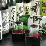 北海道地酒や本格焼酎などカクテル含む全150種類以上!