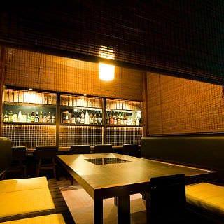 渋谷 個室居酒屋 黄金屋  店内の画像