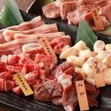 【上野駅5分】豊富なホルモンと定番のカルビ等の赤身が美味!