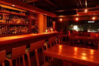 Bar orange  店内の画像