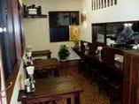 「ようこそ我が家へ」そんな店内 バリ島家具でお迎えします。