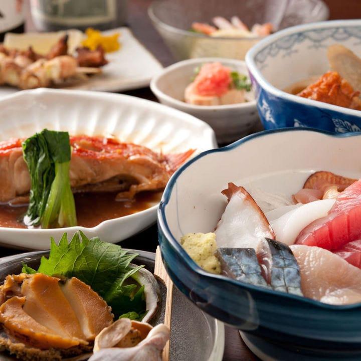 素材の旨味を引き出した手作り料理を多数ご提供しております