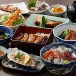 料理のみ6,250円(税込)コース+ 2.5時間飲み放題 7,950円(税込)→7,600円(税込)