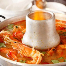 ■世界3大スープ トムヤムクン!