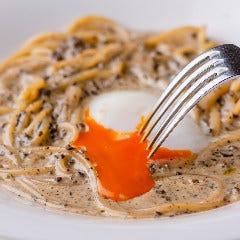 《Lunch》今週のランチパスタ ※サラダ、自家製フォカッチャ付き