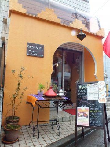 モロッコレストラン tamtamu  店内の画像