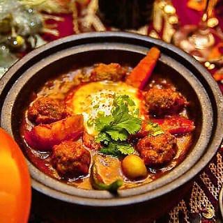 味わうべき逸品『タジン料理』