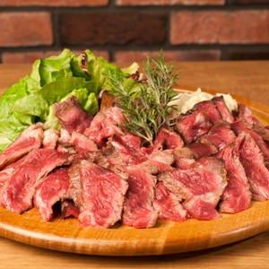 熟成肉タリアータスタイル