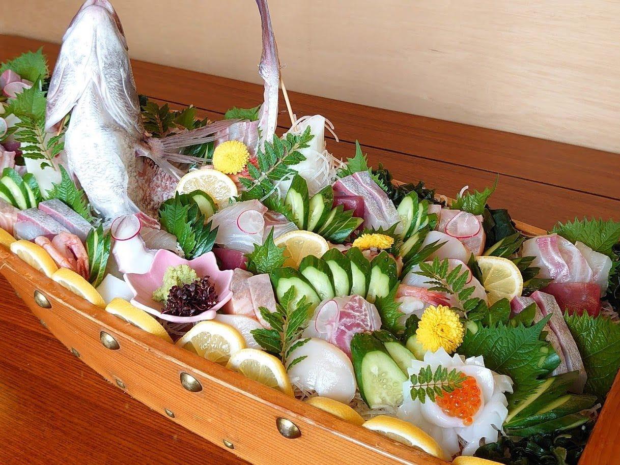 海鮮料理いせだ