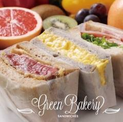 Green Bakery SANDWICHES 松坂屋店