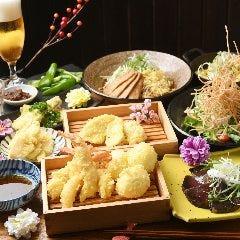天ぷら酒場KITSUNE 塩釜口店