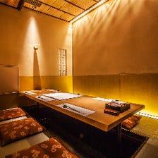 純日本風個室