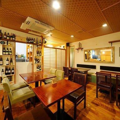 肉酒場 ビストロ 男前 南越谷本店 店内の画像