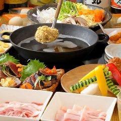 生姜料理と熟成餃子 福島 ぬくり